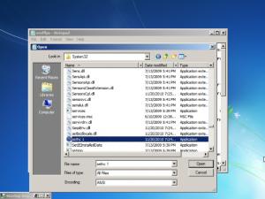 windows password recovery 7