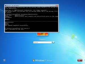windows password recovery 11
